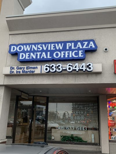 Downsview Plaza Dental Office