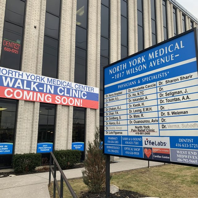 North York Medical Building