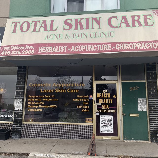Total Skin Care Acne and Pain Clinic