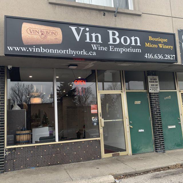 Vin Bon Wine Emporium