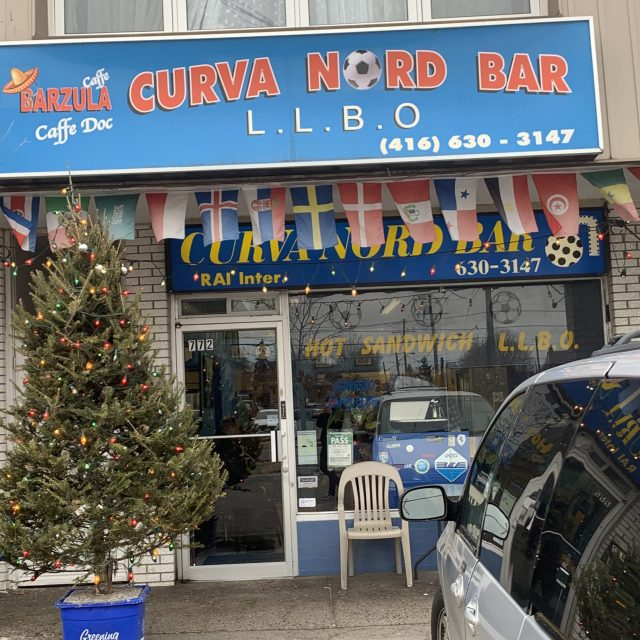 Curva Nord Bar