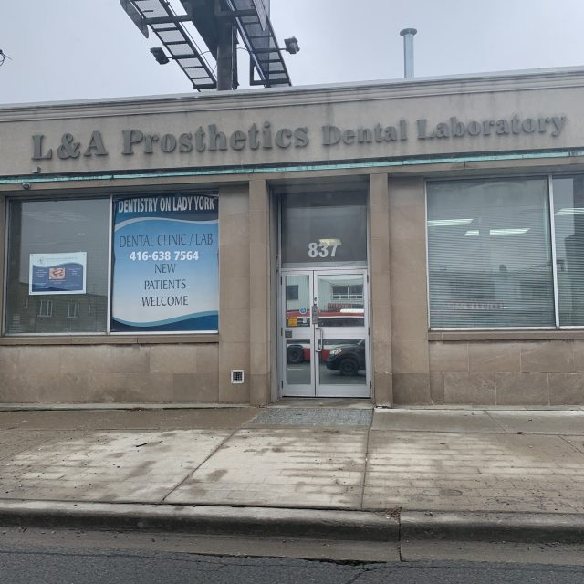 L & A Prosthetics Dental Laboratory
