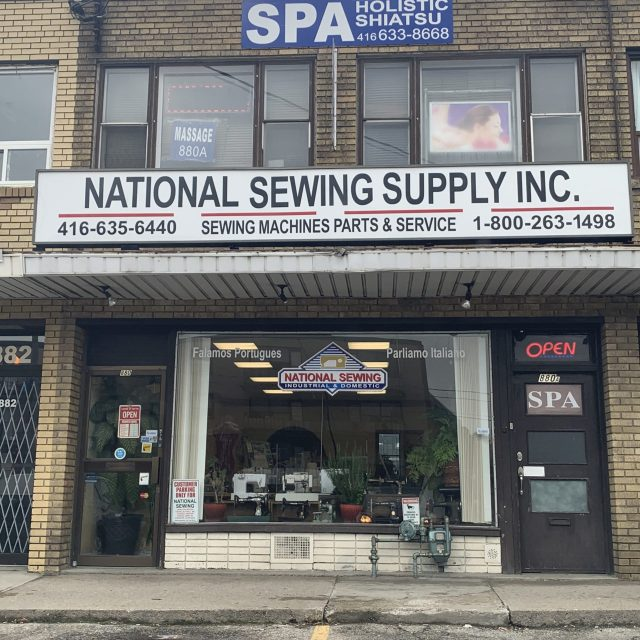 National Sewing Supply Inc.