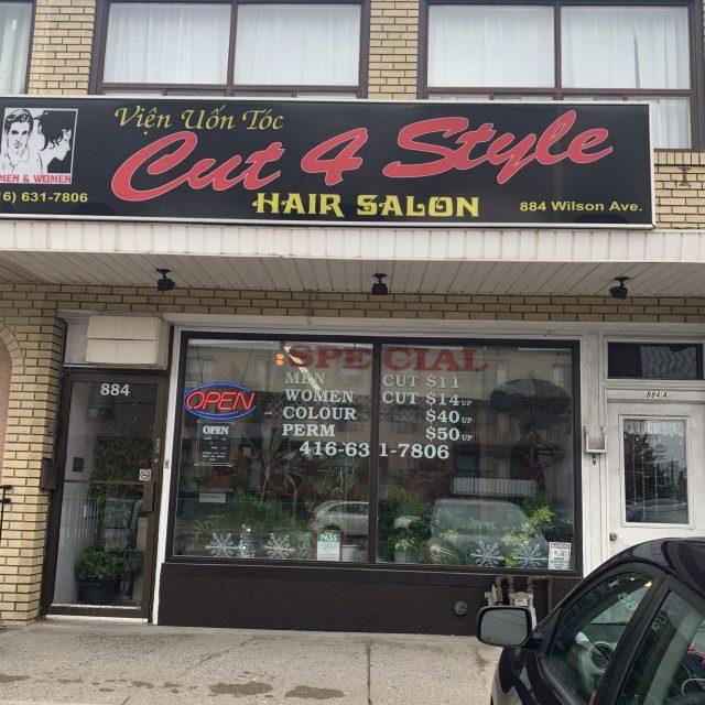 Cut 4 Style Hair Salon