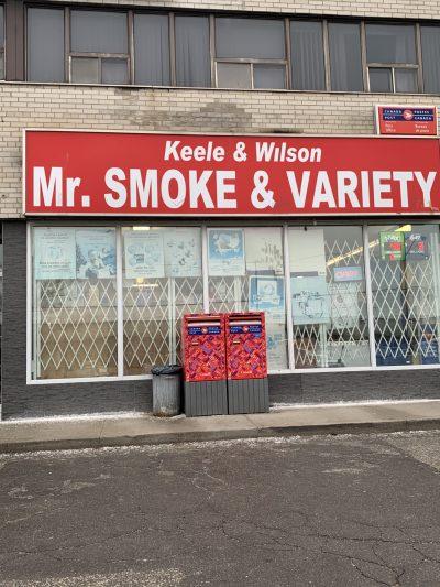 MR.Smoke & Variety