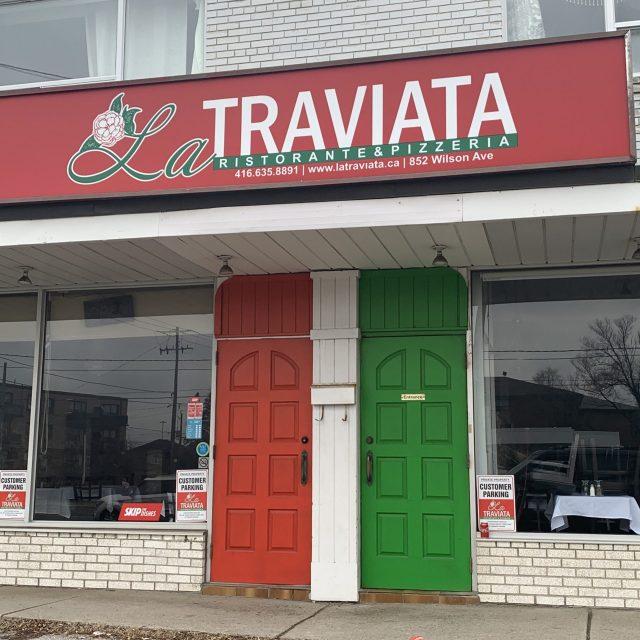 La Traviata Ristorante & Pizzeria